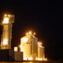 Night Shots of Air Products in Bountiful, Utah, and Oil Refineries in Salt Lake City