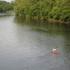 Kayaking on the Schuylkill River