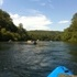 Kayaking the Hiwassee River in Tennessee