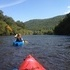 Kayaking the Lehigh River from Glen Onoko to Jim Thorpe